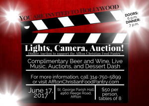 2017 Food Pantry Auction Save the Date 5x7