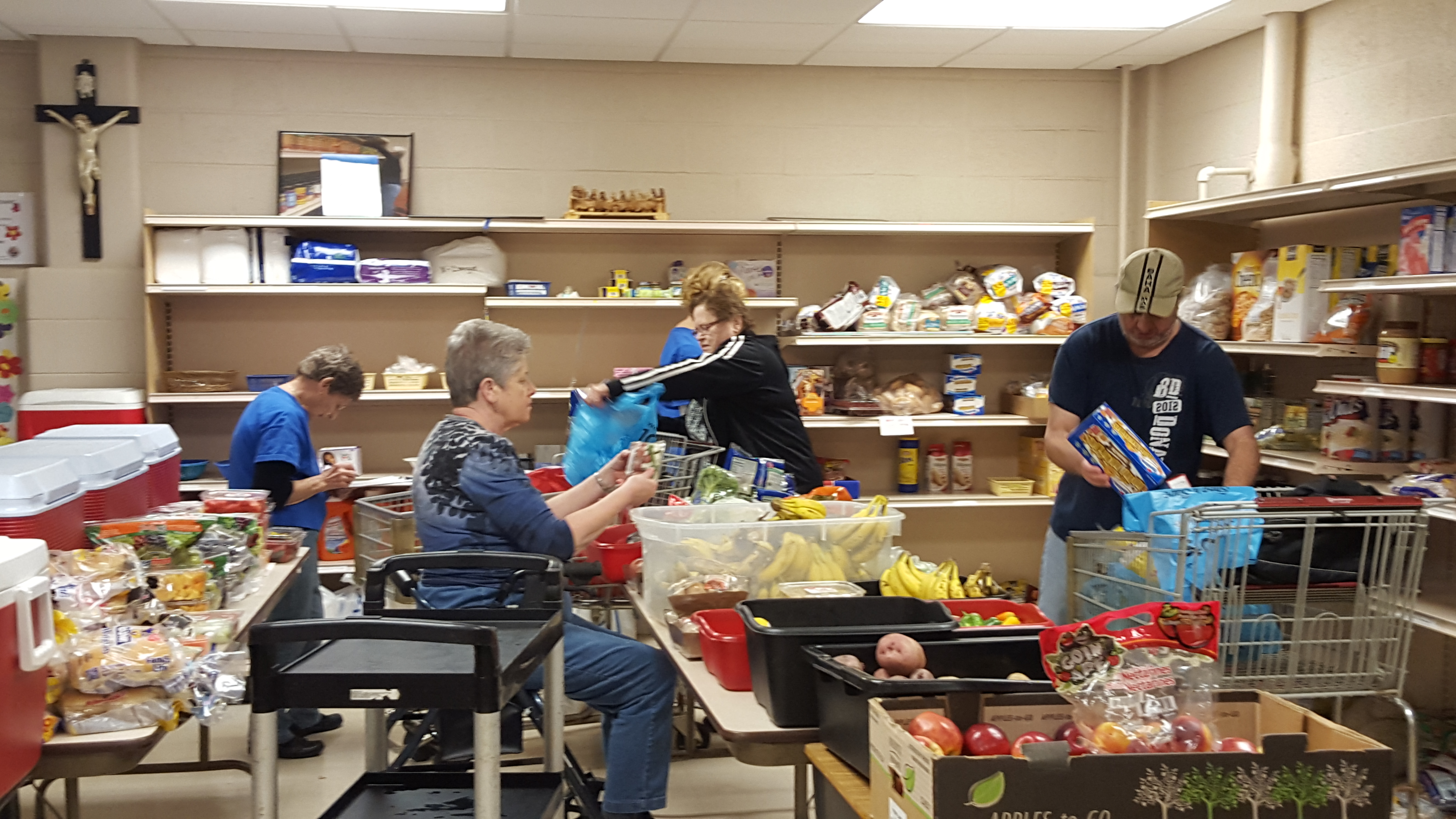 What Do You Need To Qualify For Food Pantry